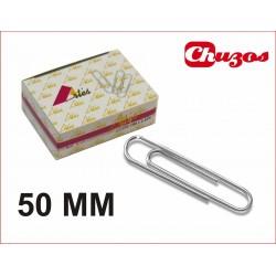 CLIPS LABIADOS 50MM ARTES 100 UDS