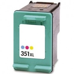 CARTUCHO TINTA HP 351XL TRICOLOR COMPATIBLE