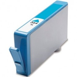 CARTUCHO TINTA HP 364XL CYAN COMPATIBLE