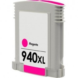 CARTUCHO TINTA HP 940XL MAGENTA COMPATIBLE