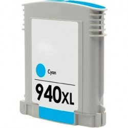 CARTUCHO TINTA HP 940XL CYAN COMPATIBLE