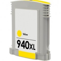 CARTUCHO TINTA HP 940XL YELLOW COMPATIBLE