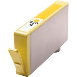 CARTUCHO TINTA HP 920XL YELLOW COMPATIBLE