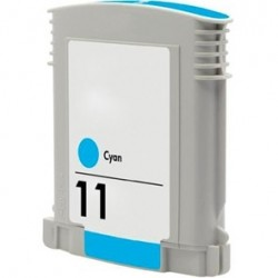 CARTUCHO TINTA HP 11 CYAN COMPATIBLE