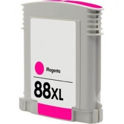 CARTUCHO TINTA HP 88XL MAGENTA COMPATIBLE