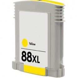 CARTUCHO TINTA HP 88XL YELLOW COMPATIBLE