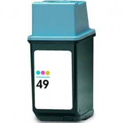 CARTUCHO TINTA HP 49 COLOR 5149A COMPATIBLE