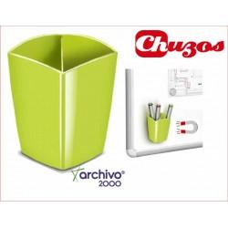 CUBILETE PORTALAPICES CON IMAN ARCHIVO 2000