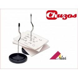 PINCHO NOTAS BASE NEGRA F102N ARTES