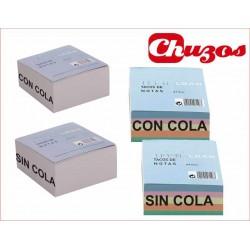 TACO NOTAS SUELTAS SIN COLA 10X10 CMS 500HJS LOAN