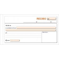 LOAN TALONARIO RECIBOS COBRO AUTOCOPIATIVO T60 1/3 APAISADO