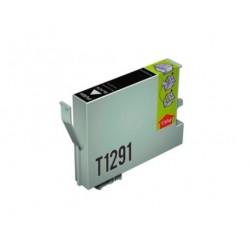 CARTUCHO TINTA EPSON T1291 NEGRO COMPATIBLE
