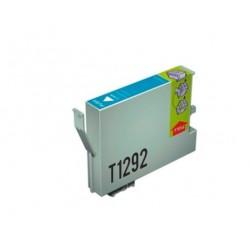 CARTUCHO TINTA EPSON T1292 CYAN COMPATIBLE