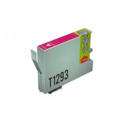 CARTUCHO TINTA EPSON T1293 MAGENTA COMPATIBLE