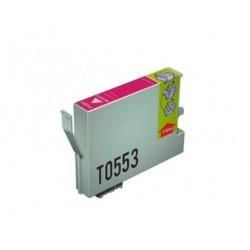 CARTUCHO TINTA EPSON T0553 MAGENTA COMPATIBLE