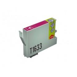 CARTUCHO TINTA EPSON T1633 MAGENTA COMPATIBLE
