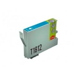 CARTUCHO TINTA EPSON T1812 CYAN COMPATIBLE