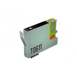 CARTUCHO TINTA EPSON T0611 NEGRO COMPATIBLE