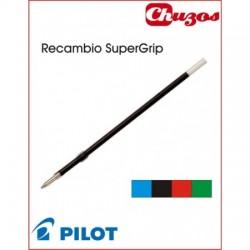 RECAMBIO BOLIGRAFO PILOT SUPERGRIP