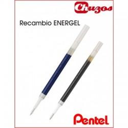 RECAMBIO BOLIGRAFO PENTEL ENERGEL