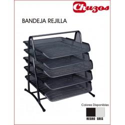 BANDEJA MODULO 5 BANDEJAS REJILLA ARTES
