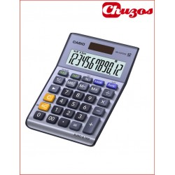 CALCULADORA CASIO MS-120TER II 12 DIGITOS 10 X 15