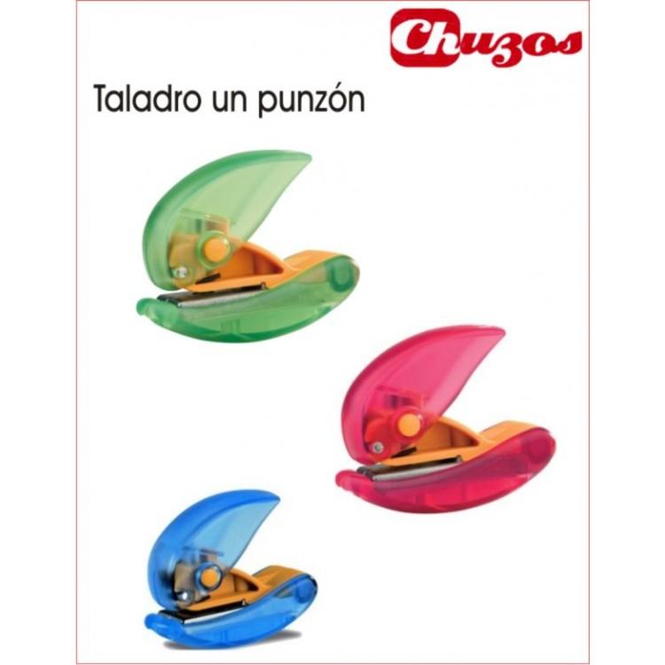 taladro un agujero maped punchito