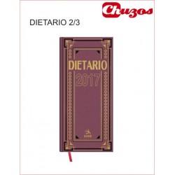 DIETARIO 2/3 AGENDA DOHE