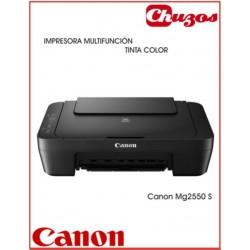 IMPRESORA MULTIFUNCION CANON PIXMA MG2550 S TINTA