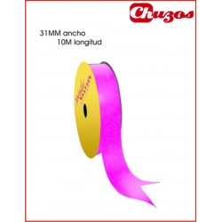 CINTA DECORATIVA 31MM X 10 ML ROSA METALIZADO 3240029 WONDER