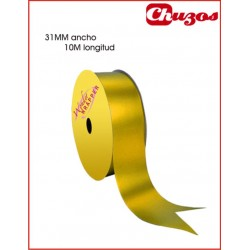 CINTA DECORATIVA 31MM X 10 ML ORO 3240027 WONDER