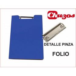 PRYSE CARPETA CON PINZA Fº 46300 CLIP SUPERIOR