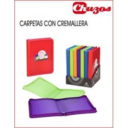 CARPETA CREMALLERA FOLIO CARCHIVO