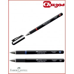 BOLIGRAFO FABER CASTELL SUPER TRUE GEL 0.5