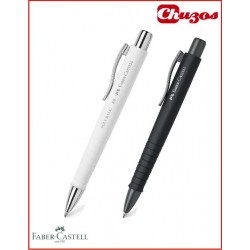 BOLIGRAFO FABER CASTELL POLY BALL XB