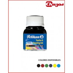 TINTA CHINA PELIKAN BOTE DE 10 ML