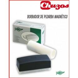 BORRADOR PIZARRA BLANCA MAGNETICO FAIBO 15MG MAS 5 RECAMBIOS