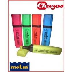 ROTULADOR FLUORESCENTE MOLIN HIGHLIGHTER