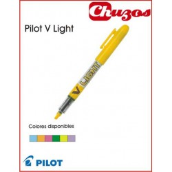 ROTULADOR FLUORESCENTE PILOT V LIGHT
