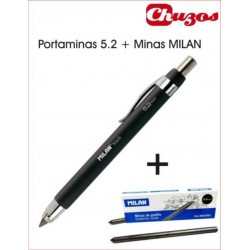 PORTAMINAS MILAN TOUCH 5,2 MM