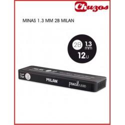 MINAS GRAFITO 1,3 MM 2B MILAN BWM10335