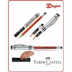 LAPIZ PERFECTO FABER CASTELL CON ALARGADOR 09.118344