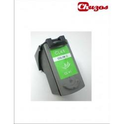 CARTUCHO TINTA CANON CL41 TRICOLOR COMPATIBLE