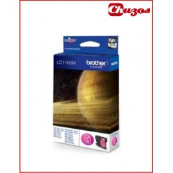CARTUCHO TINTA BROTHER LC1100 MAGENTA ORIGINAL