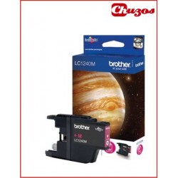 CARTUCHO TINTA BROTHER LC1240 MAGENTA ORIGINAL
