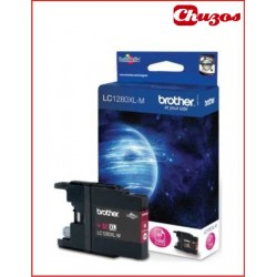 CARTUCHO TINTA BROTHER LC1280XL MAGENTA ORIGINAL