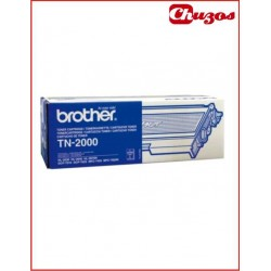 TONER BROTHER TN2000 NEGRO ORIGINAL