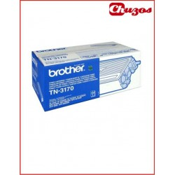 TONER BROTHER TN3170 NEGRO ORIGINAL