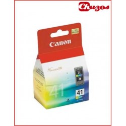 CARTUCHO TINTA CANON CL41 TRICOLOR ORIGINAL