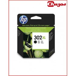 CARTUCHO TINTA HP 302XL NEGRO ORIGINAL